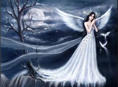 come diventare un angelo