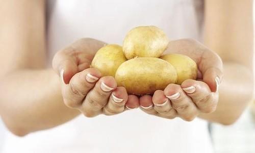 tosse di patate e rinite