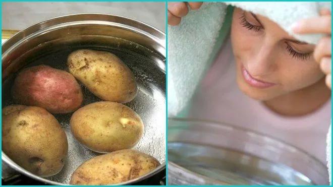 quanto respirare per le patate