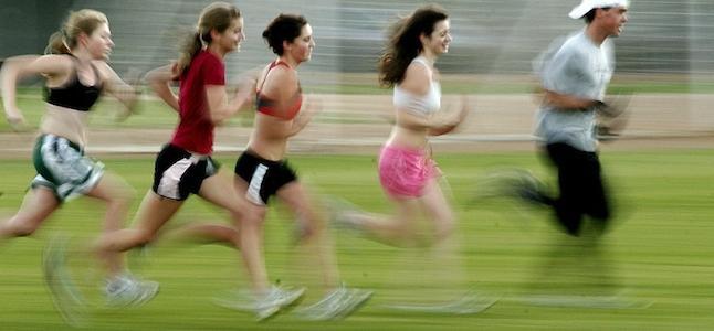 kako disati pri trčanju