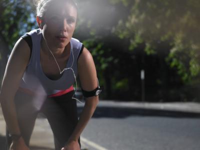 kako disati dok trčite