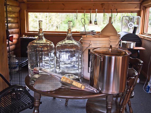 come preparare la birra in un birrificio