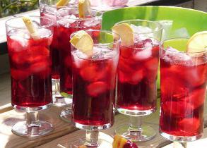 kako piti hibiskus