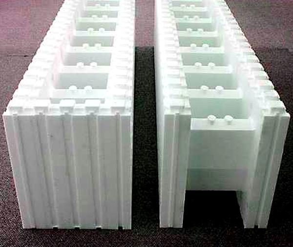 Izgradite garažu od blokova od pjene