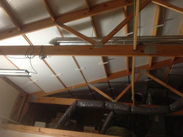 temelj ispod garaže od bloka od pjene
