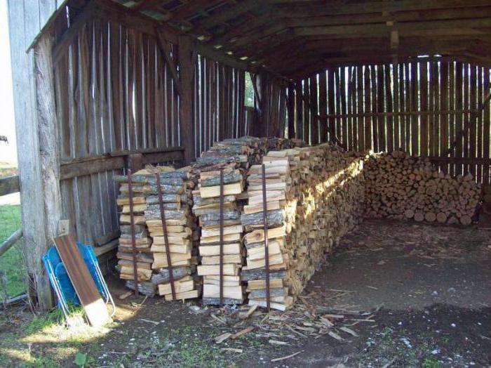 foto fai-da-te della legnaia