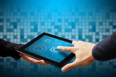 jak volat z tabletu iPad