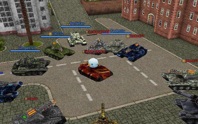 i carri armati online catturano gli ori
