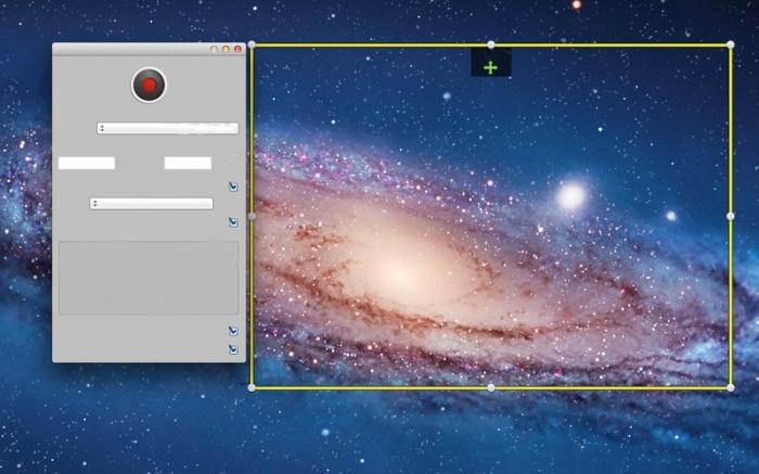 cattura video dallo schermo del monitor