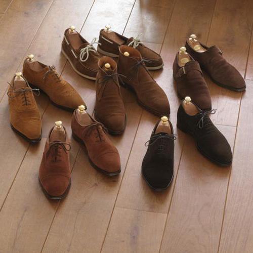 Как да се грижим за велурени обувки през зимата