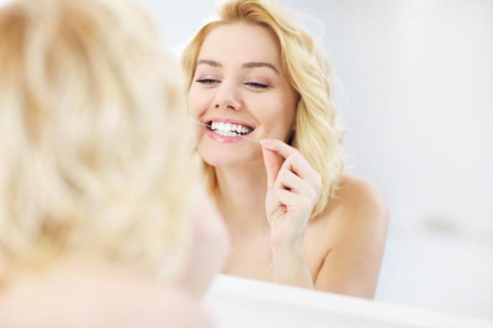 како се бринути за зубе код куће