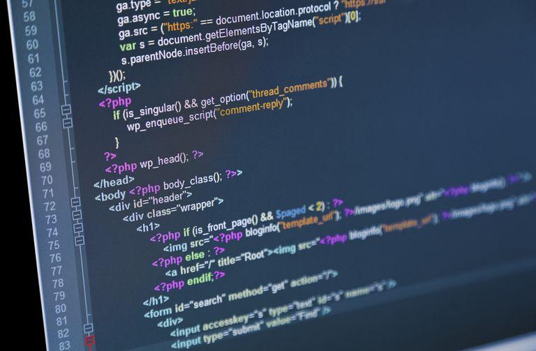 Пример кода