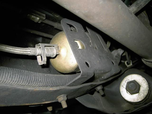 gdje je filtar za gorivo
