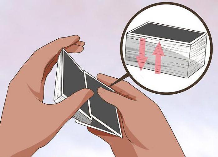 jak podvádět karty do blázna