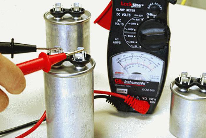 jak sprawdzić kondensator elektrolityczny za pomocą multimetru
