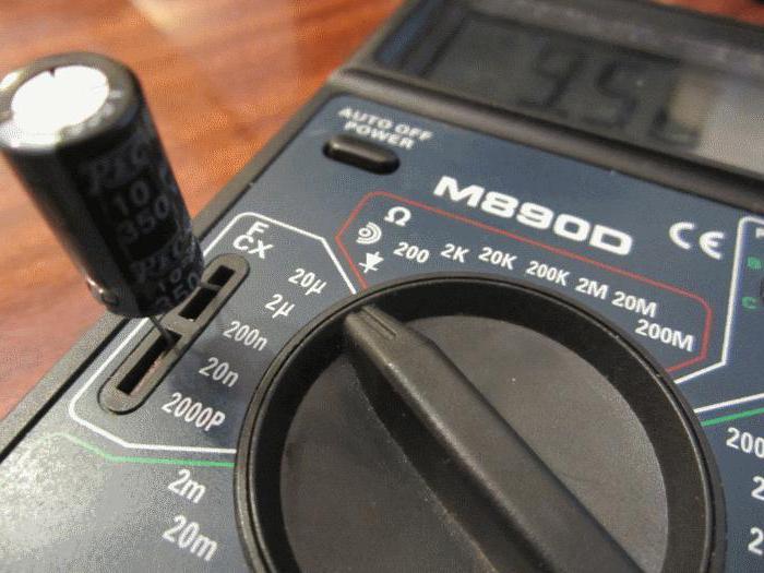 Jak sprawdzić pojemność kondensatora za pomocą multimetru