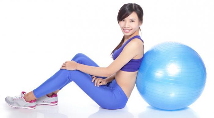 come scegliere una palla per il fitness