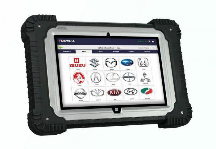 scanner per auto