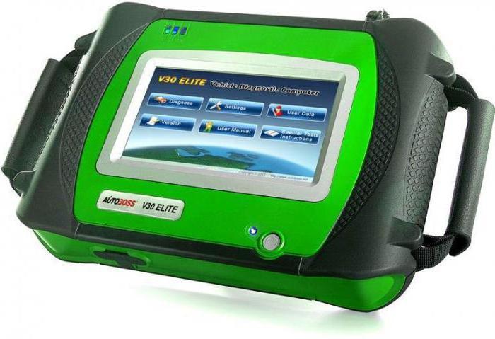scanner diagnostico automobilistico