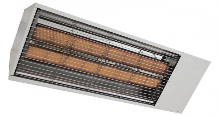газов керамичен нагревател