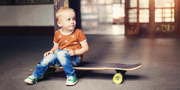 skateboard per bambini