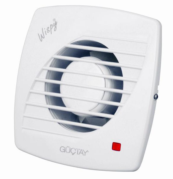 вентилатор за отработените газове в банята
