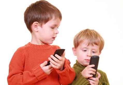 otroški telefon