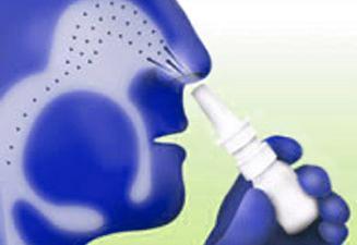 spray per il naso