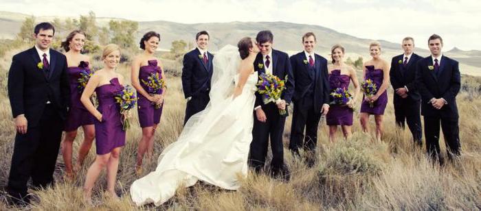 свадбене хаљине за госте