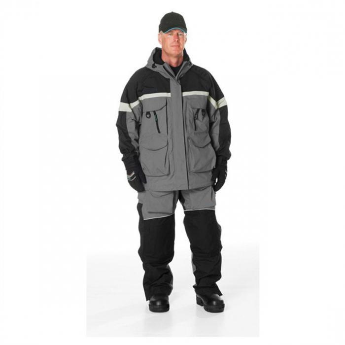 zimska ribiška obleka