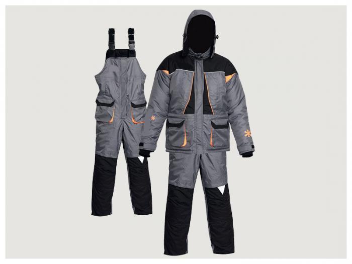 Zimske ribolovne obleke Norfin