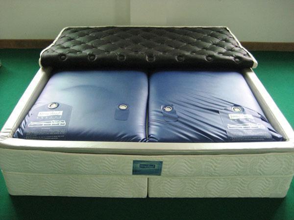 Величина ортопедских душека
