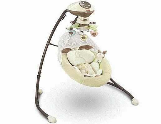 jak wybrać elektryczny swing dla noworodków