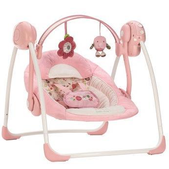 elektryczna huśtawka dla noworodków