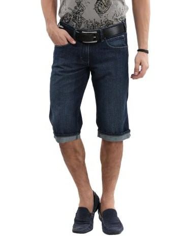 джинсови къси панталони