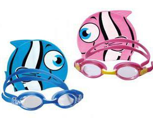 како одабрати наочаре за пливање за дијете