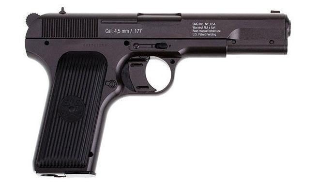 поправка ваздушног пиштоља