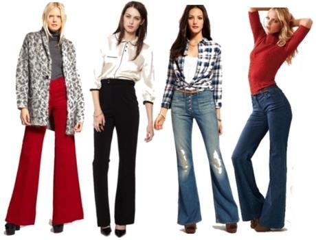 cosa indossare con i jeans a vita alta
