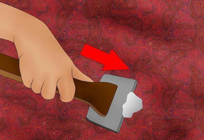 come si può pulire il sigillante siliconico