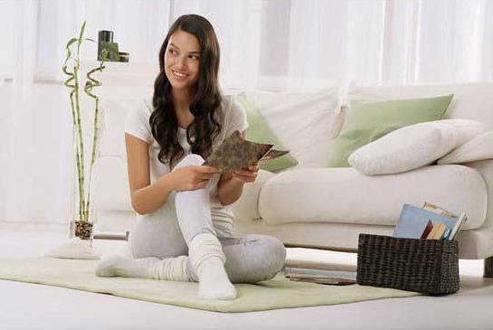Jak wyczyścić dywan w domu