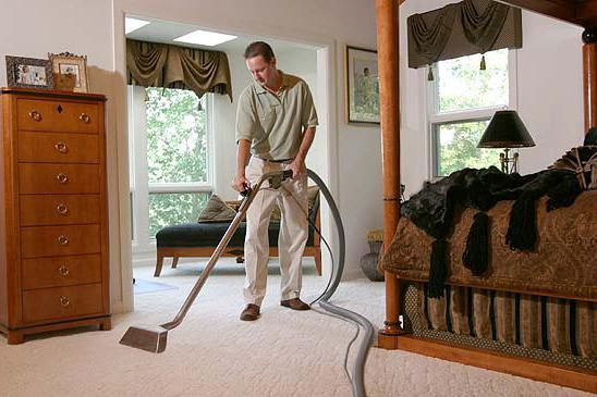 Gdzie wyczyścić dywan