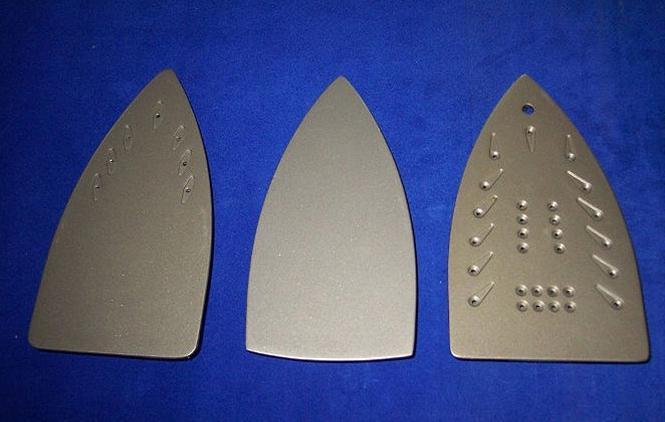 jak čistit podrážku železa