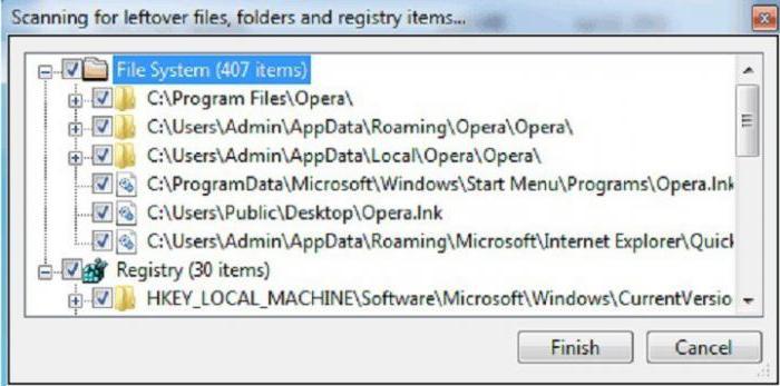 как да премахнете операционната система на браузъра изцяло от компютъра