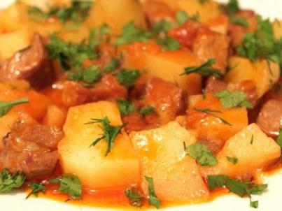 recept za pirjani krumpir