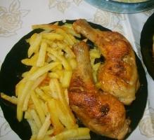 пилешки бутчета във фурната