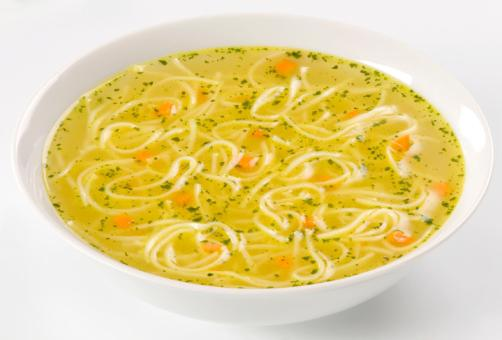 супа от пилешко фиде