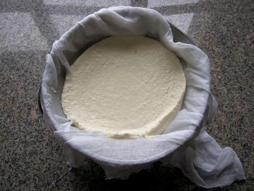 przepisy na ser twarogowy