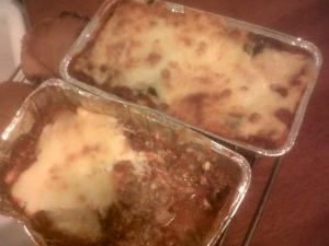 Gotowanie lasagne