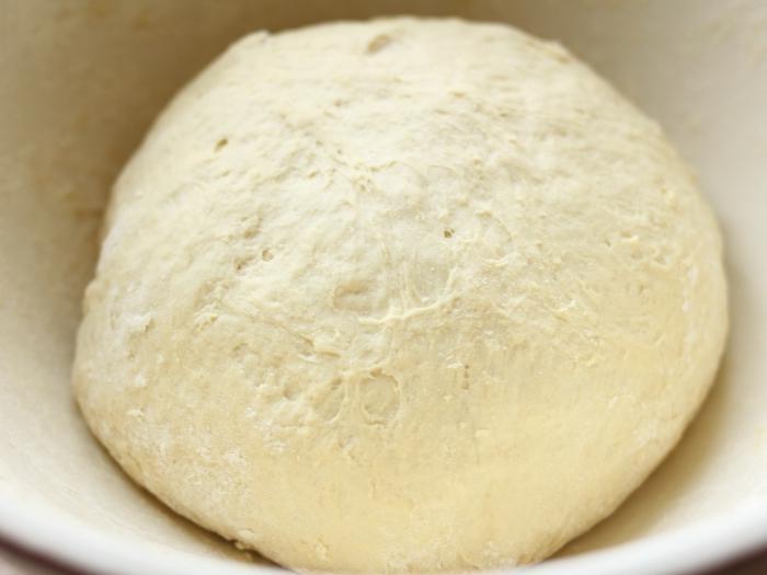 Pizza testo na kefirju