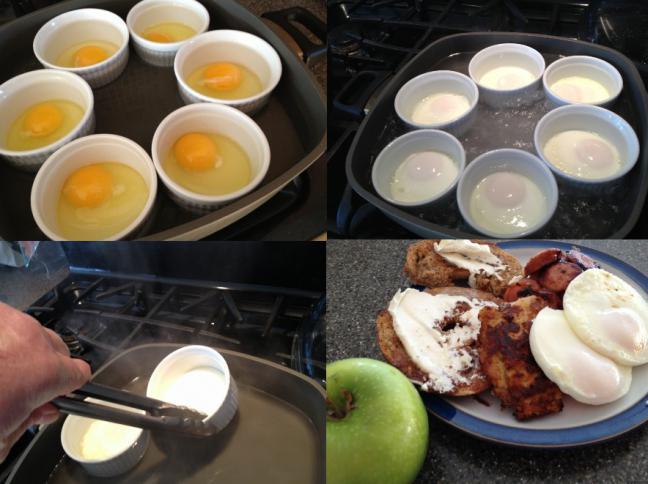 metodi di preparazione delle uova